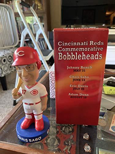 (Cincinnati Reds Chris Sabo Bobblehead)