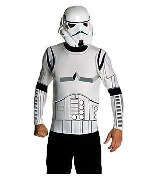 Camisa de las tropas de asalto y la máscara XL: Amazon.es ...
