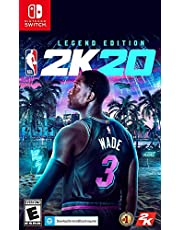 NBA 2K20 Legend Edition for Nintendo Switch - Legend Edition
