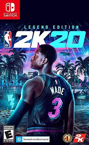 NBA 2K20 Legend Edition - Nintendo Switch