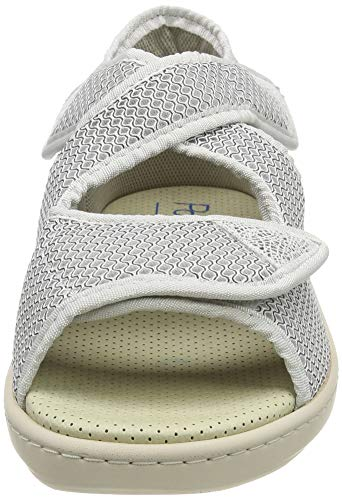 Beige Adulte Athena Mixte Perle Montants Chaussons Podowell gqIXq