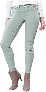 b567250af0a71 Amazon.com: YMI Women's Hyperstretch Midrise Skinny: Clothing