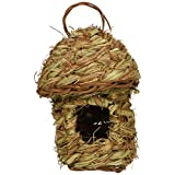 Prevue Hendryx Pet Products BPV1158 Finch Bird Pagoda Top Hut Nest