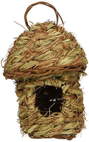 Prevue Pet Products BPV1158 Finch Bird Pagoda Top Hut Nest ()