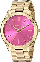 Michael Kors Women's MK3264 Analog Display Quartz Gold Watch