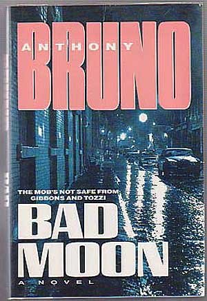 book cover of Bad Moon