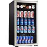 Danby 120 Can Beverage Center, Stainl...