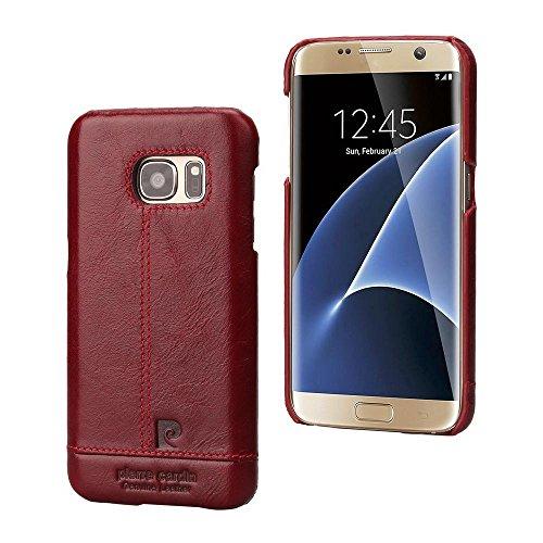 Capa para Galaxy S7 Original, Pierre Cardin, PC28-03, Vermelho