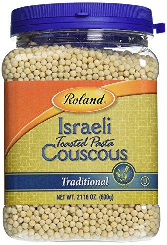 Roland Israeli Toasted Couscous, 21.16 oz (Israeli Toasted Pasta)