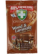 Greenshield OKN-5330 Wood Surface Wipes (70 Pieces)