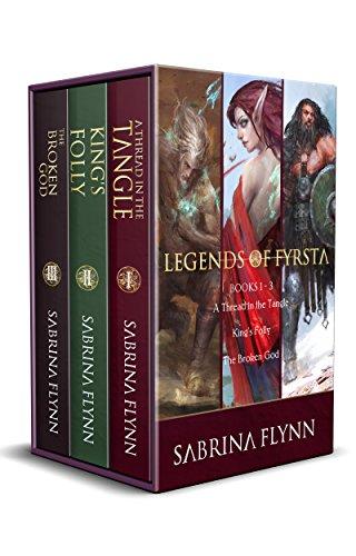 The Legends of Fyrsta Series Bundle: Books 1-3 cover