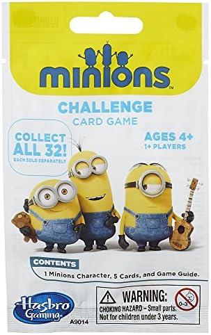Despicable Me - Juego de cartas (diseño de Minions): Amazon.es: Juguetes y juegos