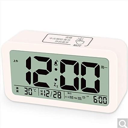 Alarma electrónica actualización blanca 0995 compañía sala ...