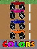 Silverado Colors - Race 2014 Chevrolet Silverado Monster Trucks