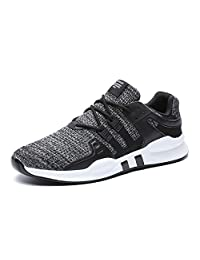 Mens Breathable Running Shoes Lightweight Athletic Shoes Sneaker Sport/Walking/Trial Running/Casual/Fashion