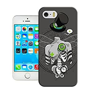 LarryToliver Customizable Forever Collectibles Art Wall Rugged Dual Hybrid iphone 5/5s Cases