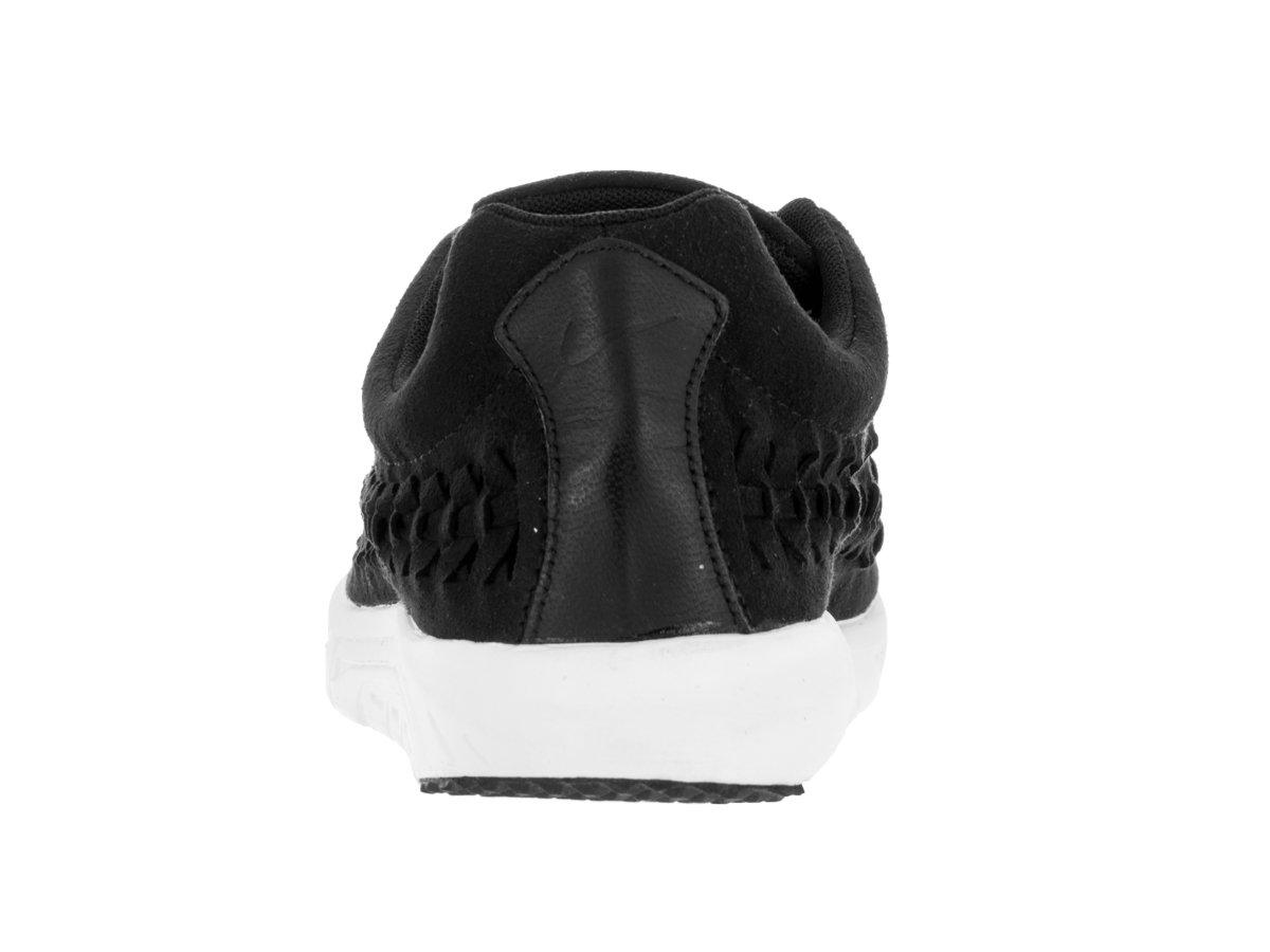 NIKE  příležitostná pánská pánská tkaná White příležitostná obuv Černý   černý Summit White 4cbe8e6 d4995a2d47
