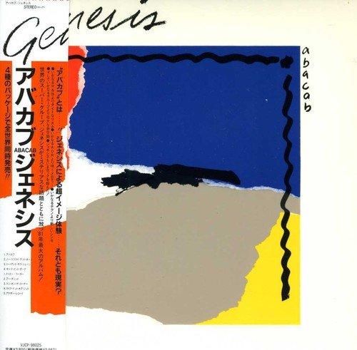Genesis - Abacab (Japanese Mini-Lp Sleeve, Super-High Material CD, Japan - Import)