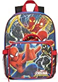 Marvel Ultimate Spider-Man Web-Warriors Backpack and Lunch Bag by Marvel