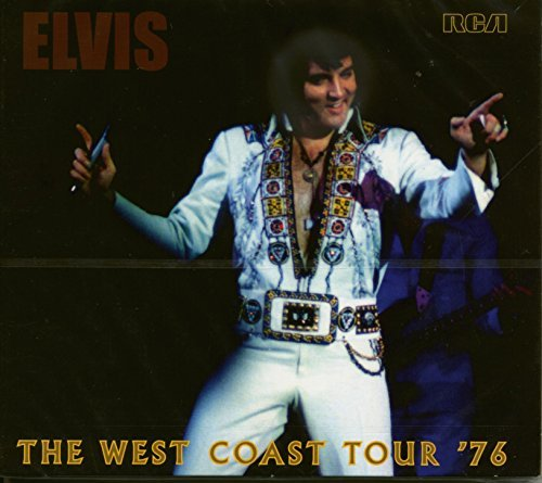 Elvis Presley - The West Coast Tour 76 - (506020 - 975095) - 2CD - FLAC - 2016 - WRE Download