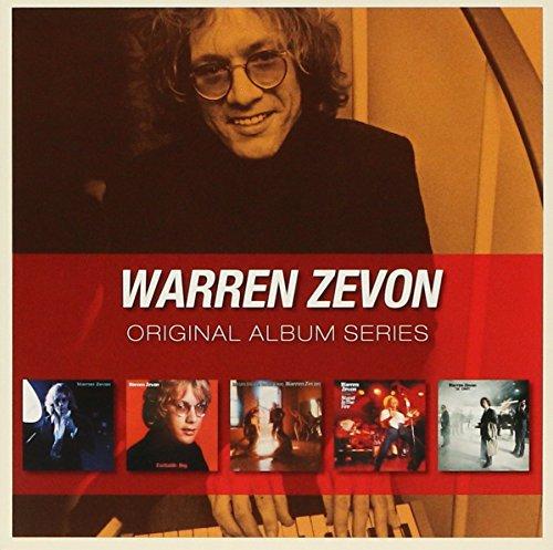 WARREN ZEVON - Original Album Seriesbad Luck Streak In Dancing School/excitable Boy/stand In The Fire/the Envoy/warren Zevon - Zortam Music