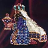 Melchior - Magi Trilogy - Beaded Cross Stitch Kit MH19-1303