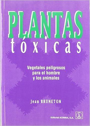 Plantas Tóxicas por Jean Bruneton