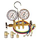 PartsChannel FJC6692 A/C System Pressure Gauge, 1 Pack