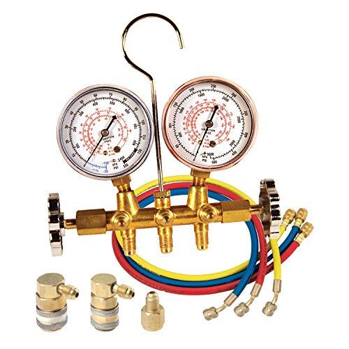 PartsChannel FJC6692 A/C System Pressure Gauge, 1 Pack by PartsChannel