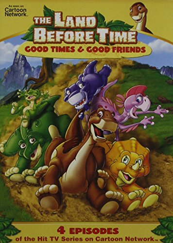 The Land Before Time: Good Times & Good Friends from UNI DIST CORP. (MCA)