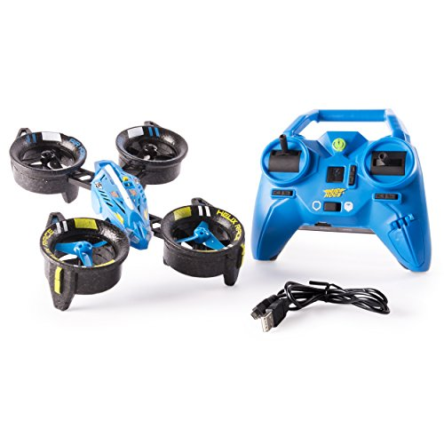 Spin Master Air Hogs, Helix Race Drone, 2.4 GHZ, Blue RC ...