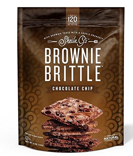 Sheila G's Brownie Brittle Chocolate Chip 5oz