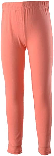 Banner Bonnie Toddler To Girls Stretch Cotton Tight Footless Leggings Candy Colours All Seasons 3-12Y