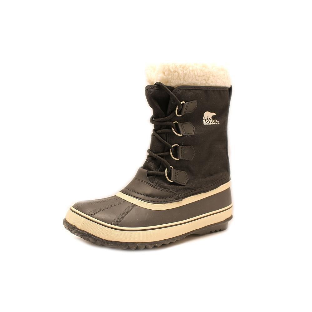 [ソレル] WINTER CARNIVAL ウインターカーニバル スノーブーツ 防水 防寒 ウィンターブーツ NL1495-011 [並行輸入品] B0772GMF1F 10 B(M) US|ブラック ブラック 10 B(M) US