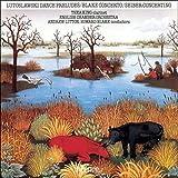 Lutoslawski: Dance Preludes / Blake: Concerto / Seiber: Concertino - Thea King / English Chamber Orchetra / Andrew Litton / Howard Blake