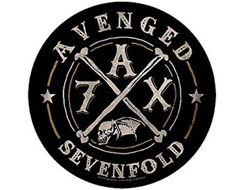 nbsp;x Backpatch A7 Sevenfold Avenged Avenged Sevenfold IqwXHI