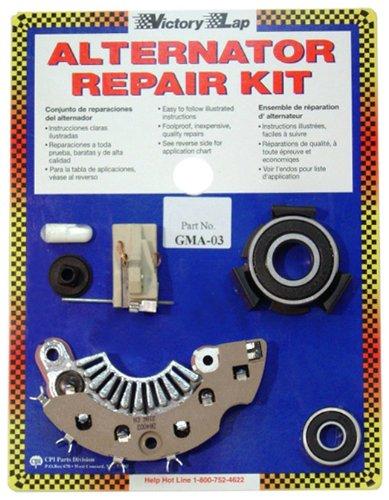 Victory Lap GMA-03 Alternator Repair Kit