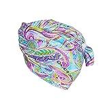 Turbie Twist Microfiber Hair Towel (2 Pack) Paisley