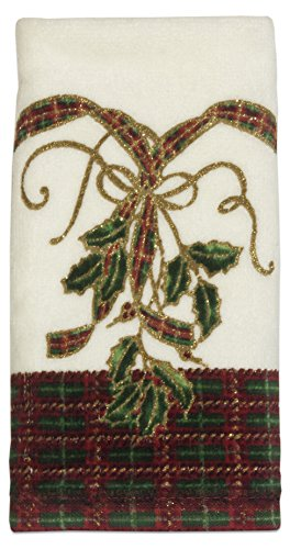 (Lenox Holiday Nouveau Fingertip Towel)