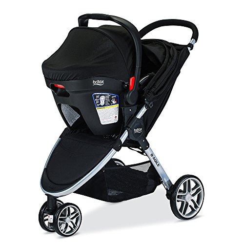 Britax 2017 B Agile Amp B Safe 35 Elite Travel System