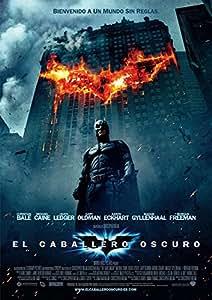 El caballero oscuro (Bat-pod) [Blu-ray]