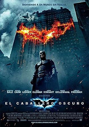 El caballero oscuro (Bat-pod) [Blu-ray]: Amazon.es: Christian ...