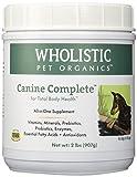 Wholistic Pet Organics Canine Complete Multivitamins, 2 lb
