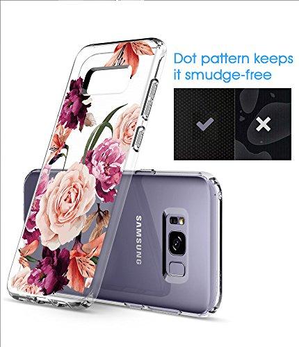 Cover Cristallo Bordo Proteggi Vanki Tpu Trasparente S8 Sottile Color Plus Di D Copertura Silikon Samsung Morbida Per Galaxy Custodia Plus samsung Completa 6OOwXxv