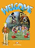 Welcome Plus 5 - Pupil's Book without Audio CD