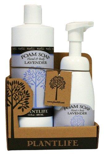 Natural Foaming Soap