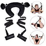 Hera's Gift Wrist & Ankle Cuffs Hand & Foot Cuffs For Women and Men Straps Tie Set Couple Pleaure Toy 1
