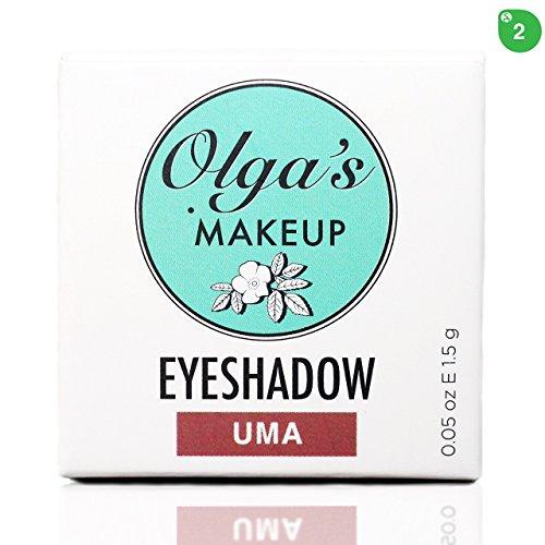 Organic & Mineral Eyeshadow - Uma by Olga's Organics