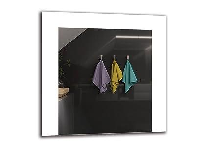 Specchio led premium dimensioni dello specchio cm