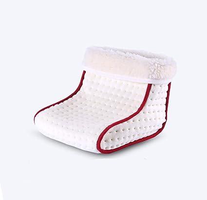 YXWnjb Calentadores de pies Tesoro de pie Caliente, Zapatillas para microondas, Zapatillas climatizadas,